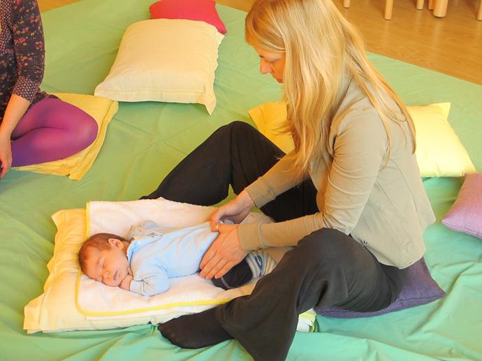 Educatore Materno Infantile