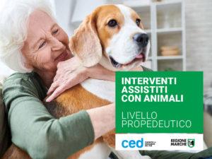 INTERVENTI ASSISTITI CON ANIMALI (I.A.A.) - LIVELLO PROPEDEUTICO