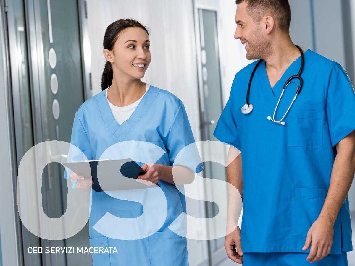 Corso Operatore Socio Sanitario Ced Servizi